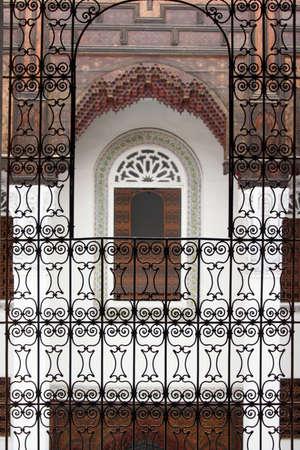 Casa de la m�sica en Fez, Marruecos Foto de archivo - 19424285