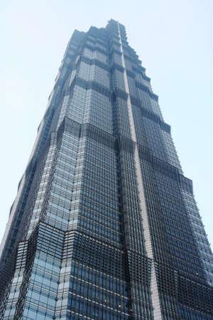 jinmao tower in shanghai Editorial