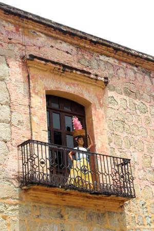 balcony: mexican balcony