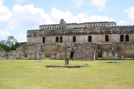 archeological site: archeological site, Maya ruins  Ruta Puuc, Yucatan