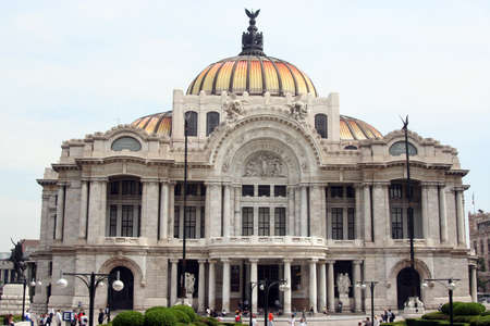 Opera building in Mexico City