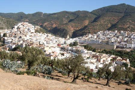 ancient atlantis: moulay idriss town profile, morocco