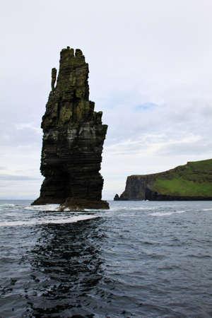 moher: Cliffs of Moher reef detail, Ireland