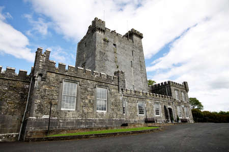 accomodation: Knappogue Castle and luxury accomodation, ireland
