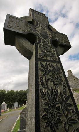 quin: Celtic cross
