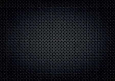 black techno abstract background with many dots, ideal for slide-shows