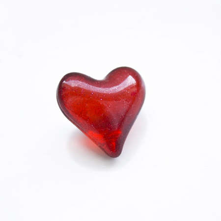 red heart Stock Photo - 3487004