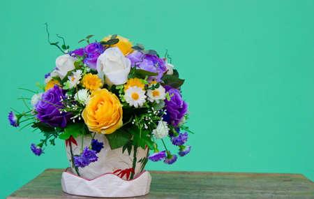 Decorative flower photo