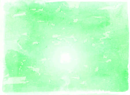 suffusion: Watercolor texture background  Green abstract background