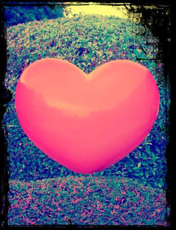 rende: Retro image   Valentine