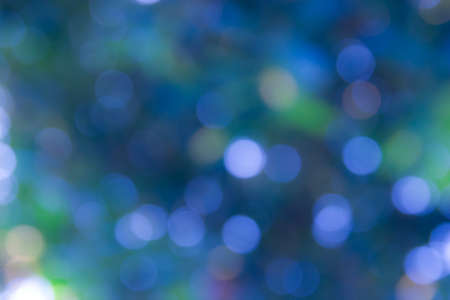 christmas paste: Abstract circular bokeh for background.