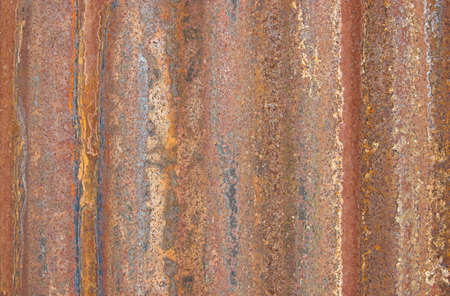 zinc: Rusty zinc texture background.