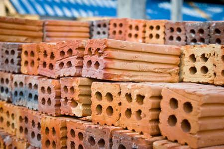 Brickwork , New brick Imagens