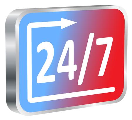 twenty four hours: sign 247