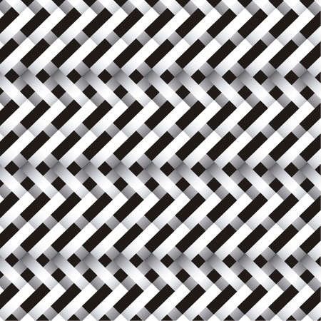 abstract pattern of white paper with shadows, vector illustration Vector