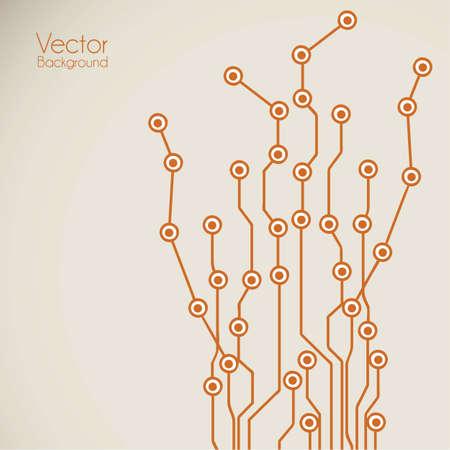 componentes electronicos: ilustraci�n de las llegadas y el transporte se detiene la ilustraci�n Vectores