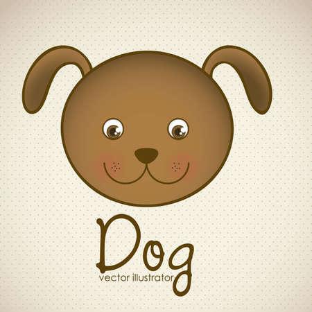 Illustration of animal icons illustration of dog. Stock Vector - 16126198