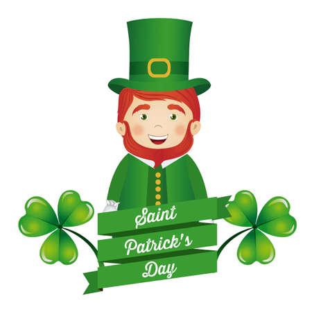 illustration of Saint Patrick's Day, celebration of holiday Stock Vector - 17733723