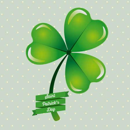 illustration of Saint Patrick's Day, celebration of holiday Stock Vector - 17733686