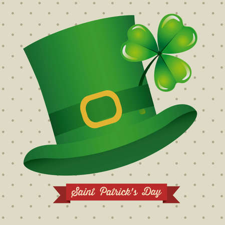 illustration of Saint Patrick's Day, celebration of holiday Stock Vector - 17733691