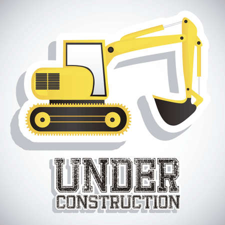 Illustration of under construction, Construction Icons, Site, worker, tools illustration Stock Vector - 18075382