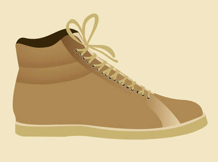 Illustration of fashion icons, fashion shoes, vector illustration Stock Vector - 18334117