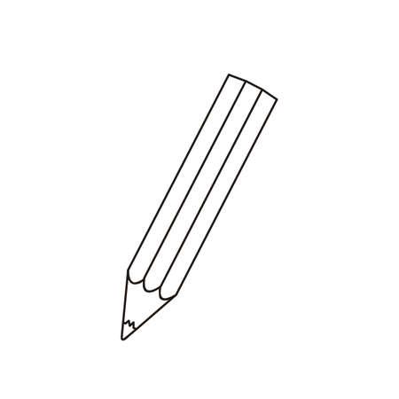 Illustration of back to school, school supplies, vector illustration Stock Vector - 18651089