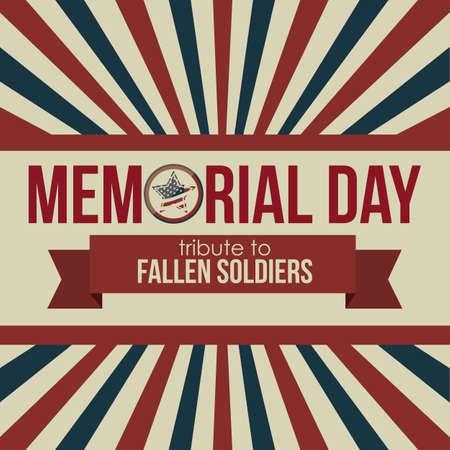 military history: Illustration Patriotic United States of America, USA, vector illustration
