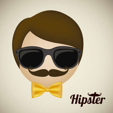 Illustration of style hipster, hipster culture and community, vector illustration Stock Vector - 19218431