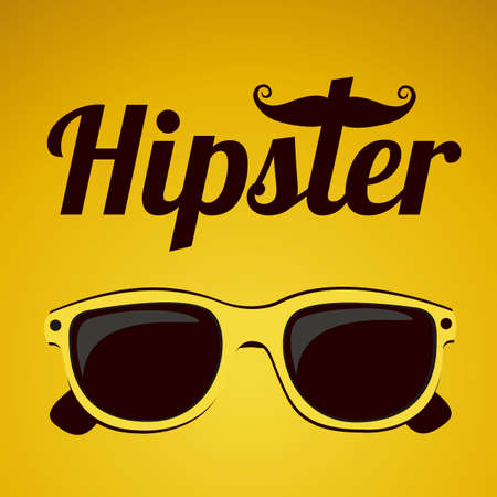 Illustration of style hipster, hipster culture and community, vector illustration Stock Vector - 19218423