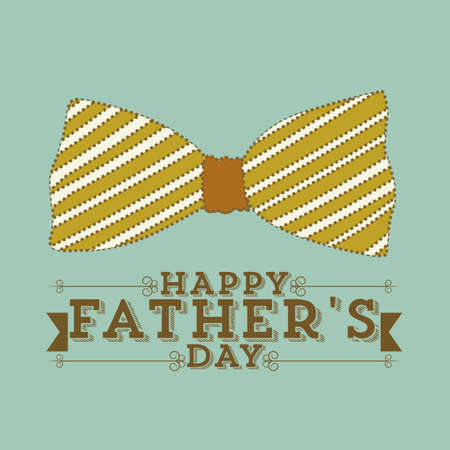 Illustration for dad, happy fathers day, vector illustration Illustration
