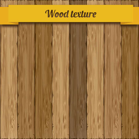 wood texture over wooden background illustration  Stock Vector - 20545926