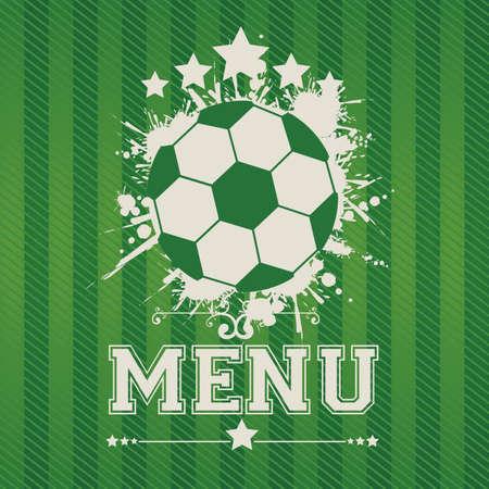esports menu   design over green background vector illustration   Vector