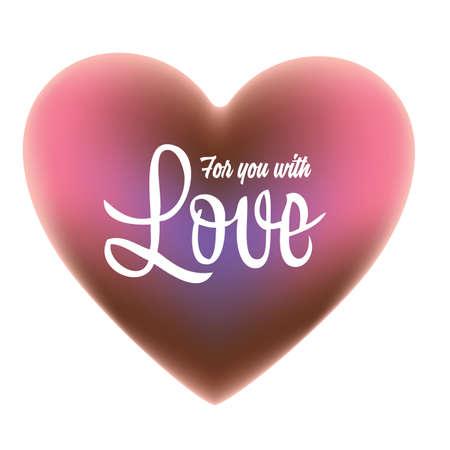love design over white background vector illustration  Vector