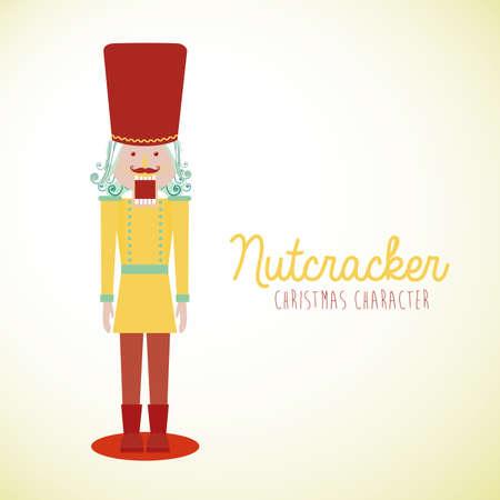 backgrund: birthday  design over cream   backgrund vector illustration