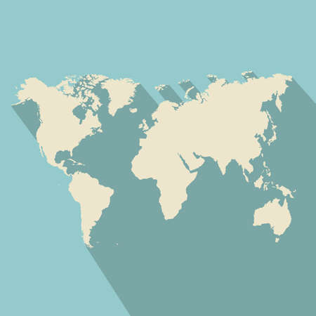 geographic: geographic design over blue background vector illustration