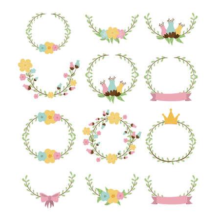sweet love: love design over white  background vector illustration   Illustration