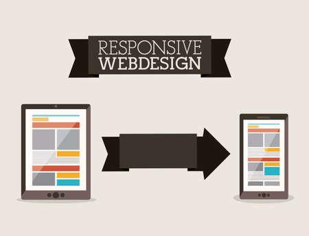 interface web: conception de l'interface Web
