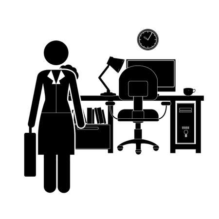 anonymus: Occupations design over white background, vector illustration