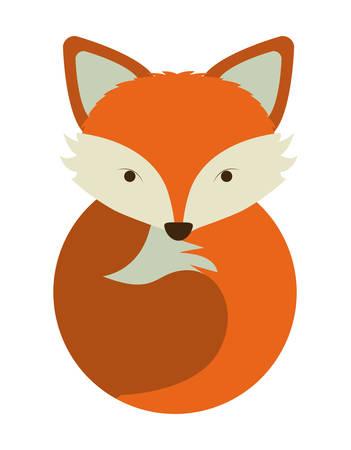 Animal design over white background, vector illustration Vector