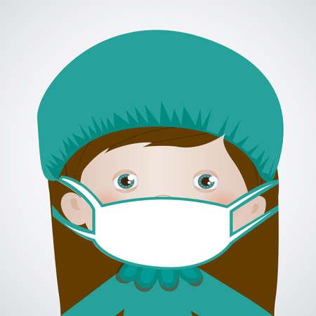 ocupation: Kids design over white background, vector illustration