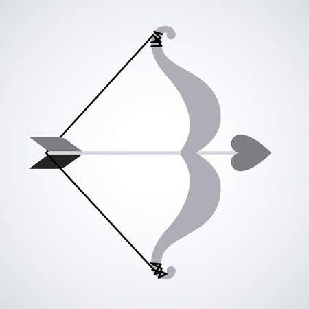 Icon design over white background, vector illustration Vector