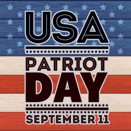 USA design over emblem background, vector illustration