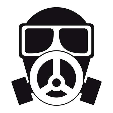 dangerous construction: Security design over white background, vector illustration.
