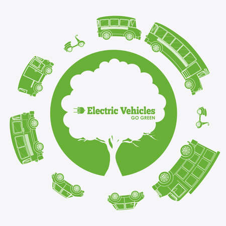 wheel guard: eco,ecology, desing over white background, vector illustration.