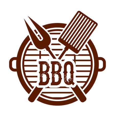 barbecue design, vector illustration