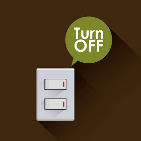Green Energy design, vector illustration