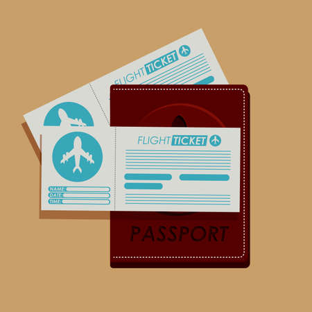 Travel icon design, vector illustration Vector