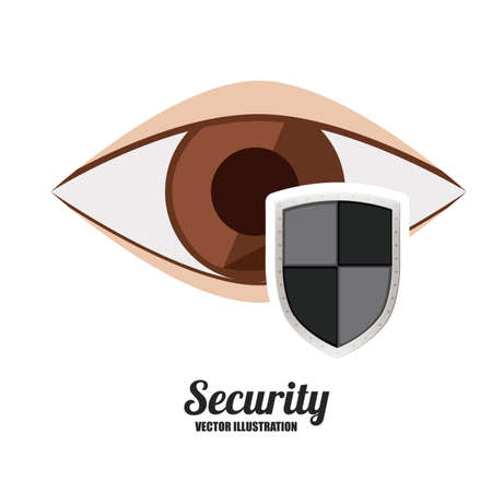 Security and Insurence design, vector illustration