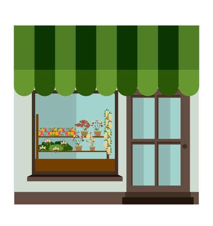 Small business design over white background, vector illustration Vector